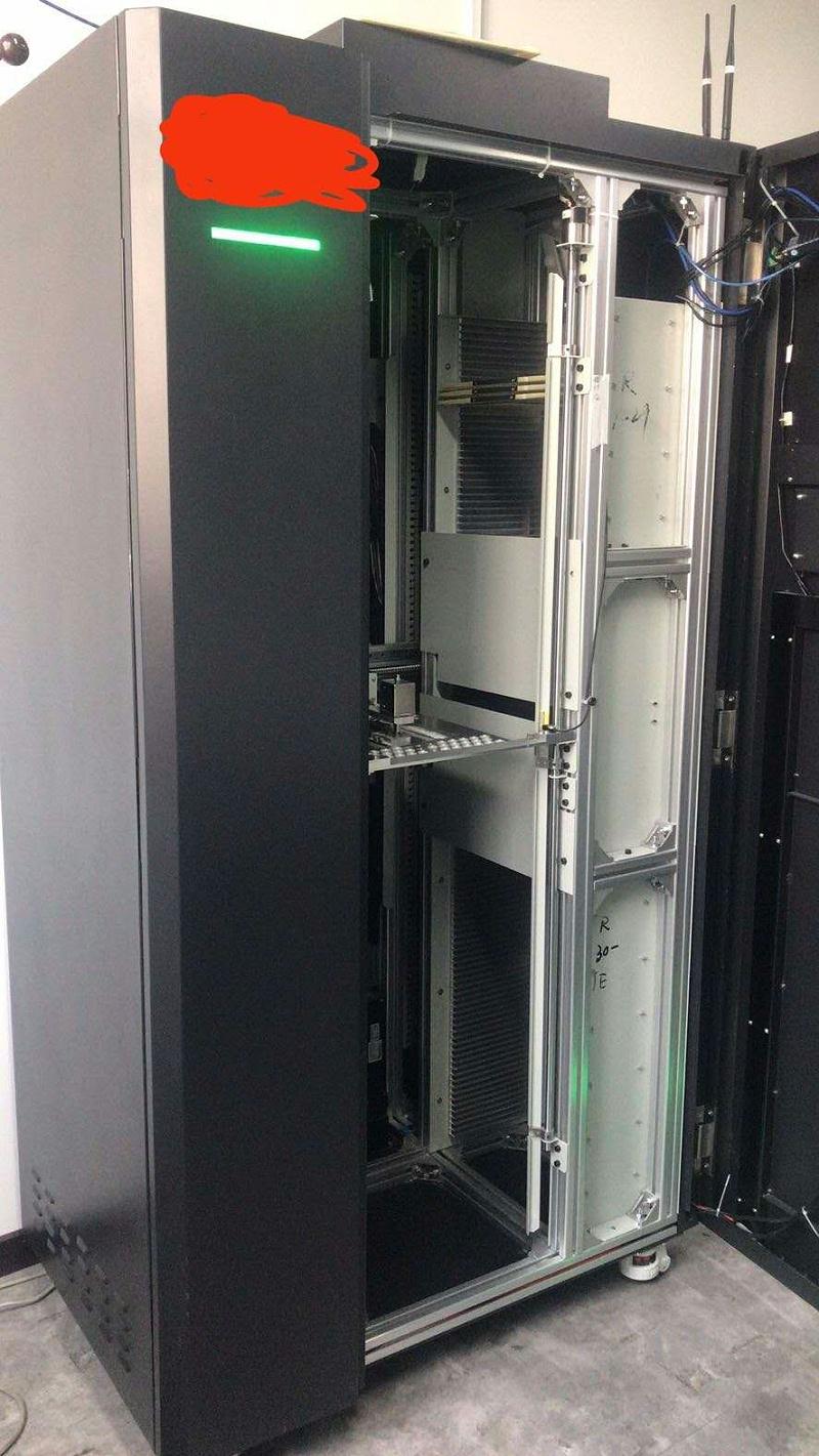 铝型材智能机柜