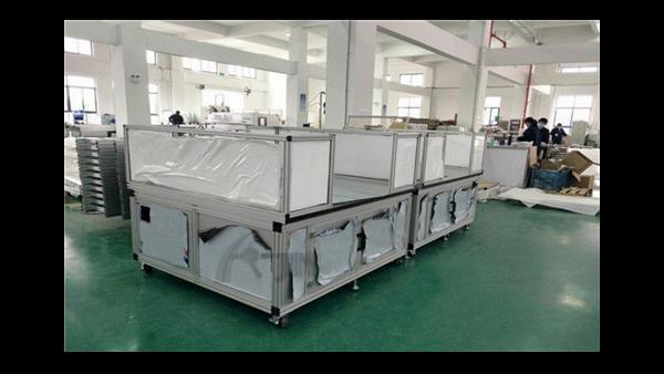 工业铝型材框架的应用场景