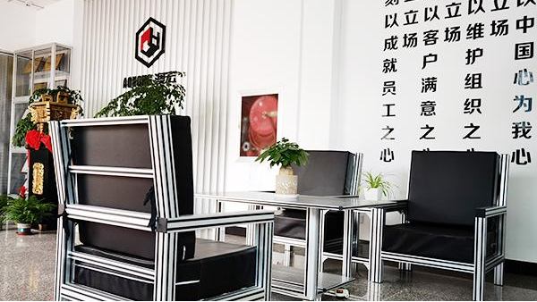 案例|澳宏客户用铝型材做DIY家具