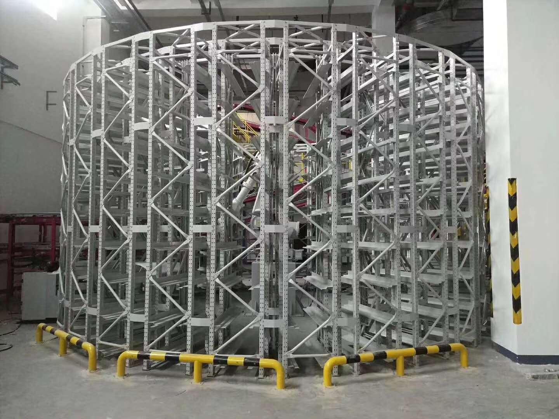 铝型材物流自动化分拣设备