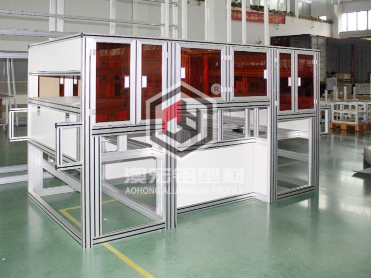 铝型材设备机架到底应该如何选材?