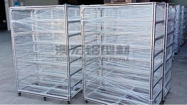 工业铝型材框架基本分类