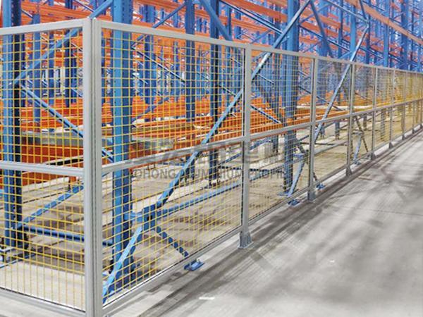 铝型材围栏
