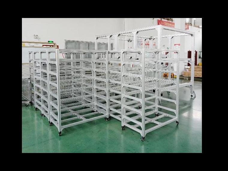 铝型材框架如何正确安装?