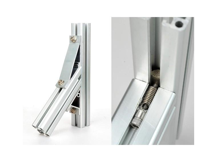 工业铝型材工作台配件生产