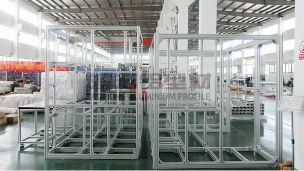 铝业铝型材系列知识之工业铝型材框架日常使用维护需注意什么