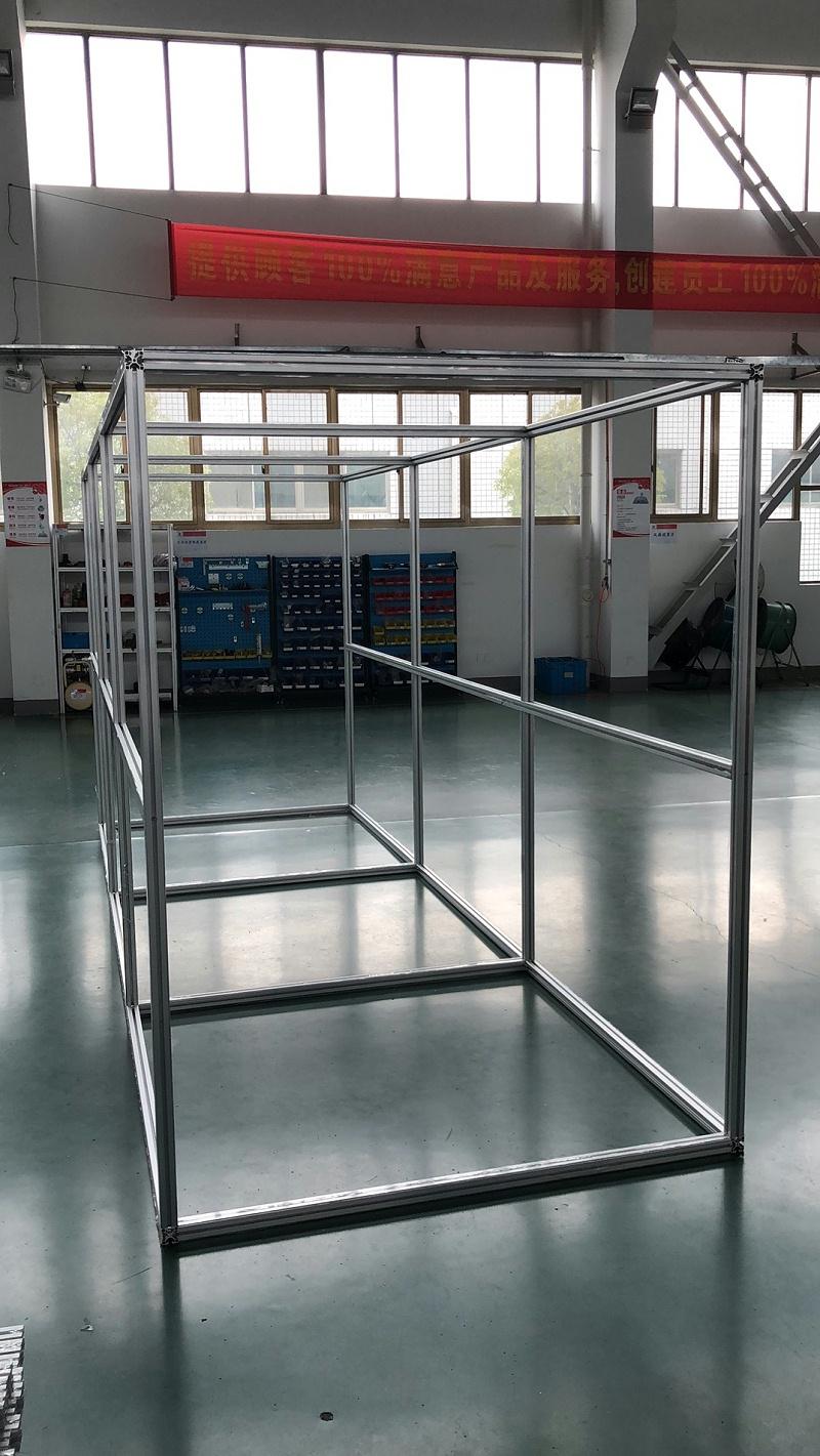铝型材洁净室