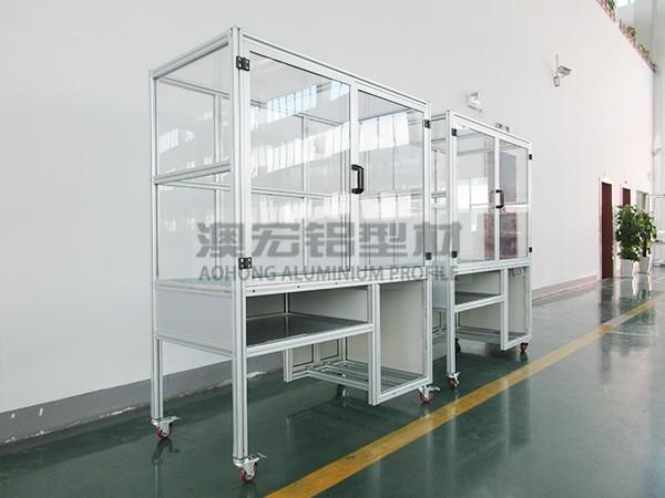 印刷设备安全防护罩