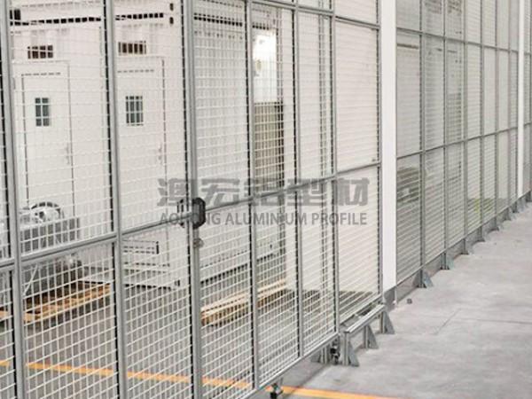 设备安全防护栏