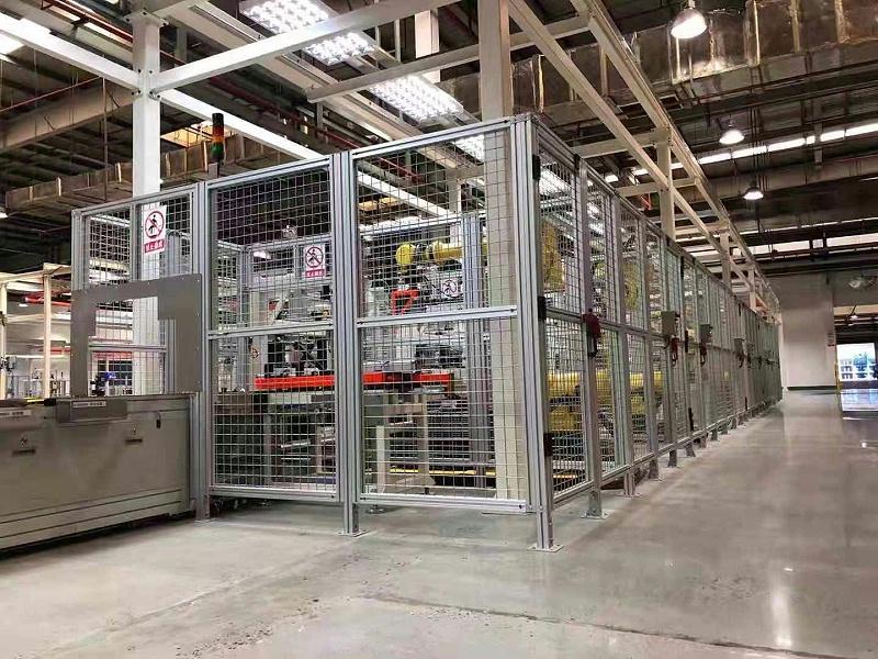 铝型材围栏生产厂家