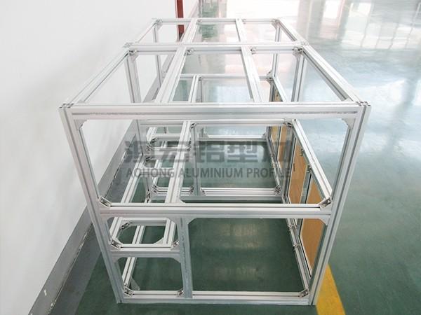 印刷设备机架
