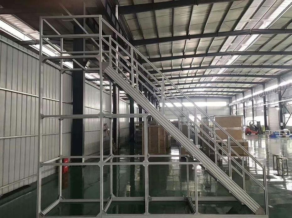 工业踏步铝材