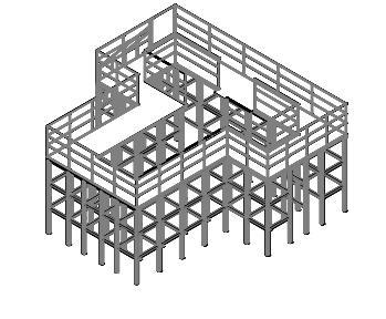 铝框架型材方案