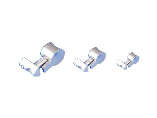 铝型材框架内置连接件
