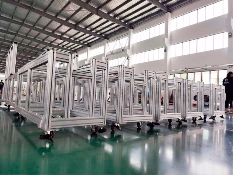 2020铝型材增长点在哪些产业?疫情后工业铝材加工企业如何保持产量?