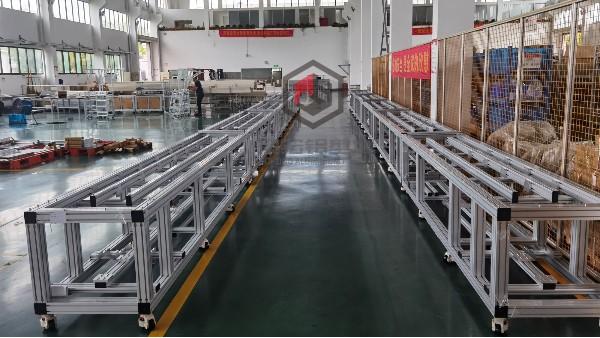 铝型材系列知识之影响铝型材框架牢固性的主要因素