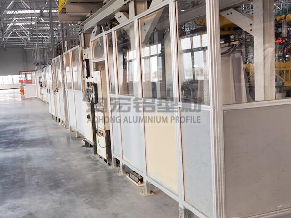智能生产线防护围栏