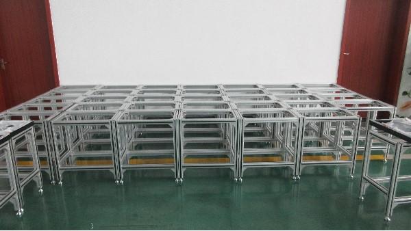 自动化铝型材机架如何选型-澳宏铝业