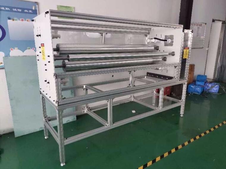 定做熔喷布生产线框架 熔喷布支架需要什么材料?