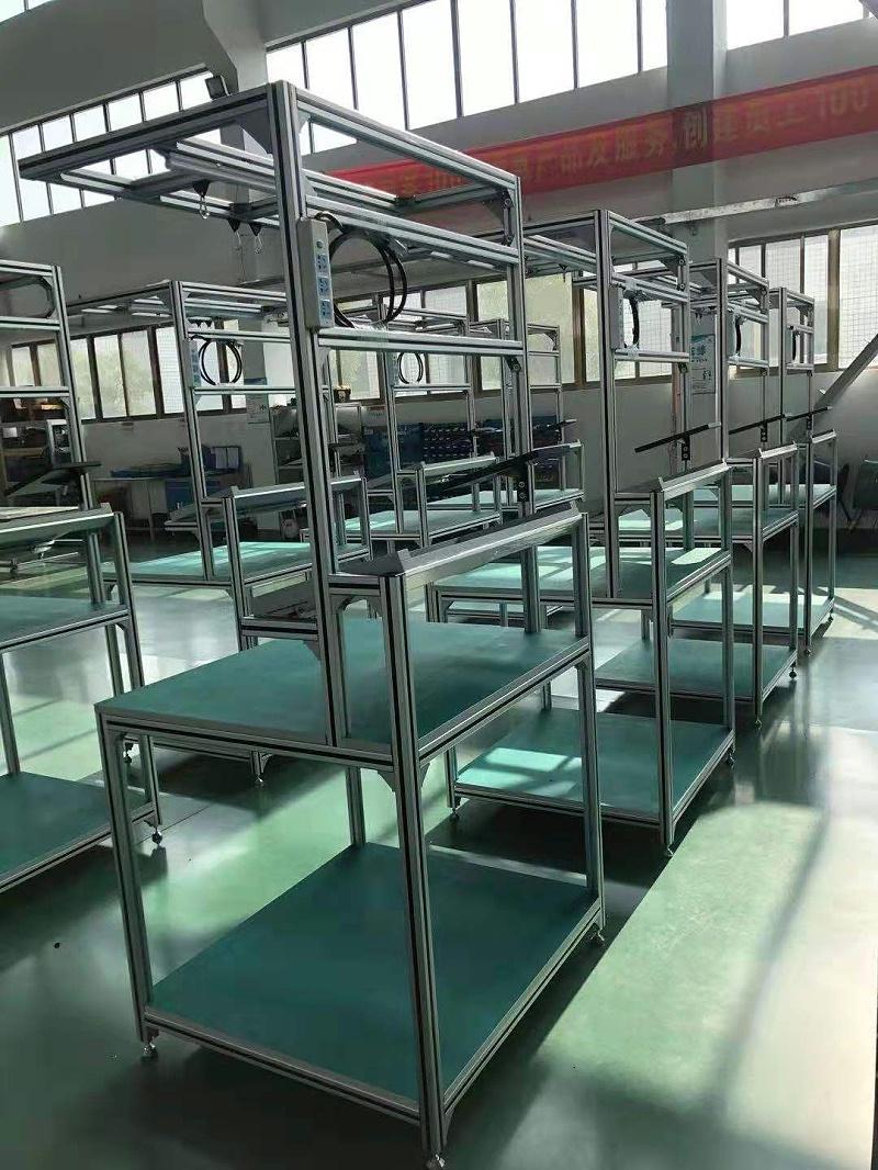 铝型材工作台1