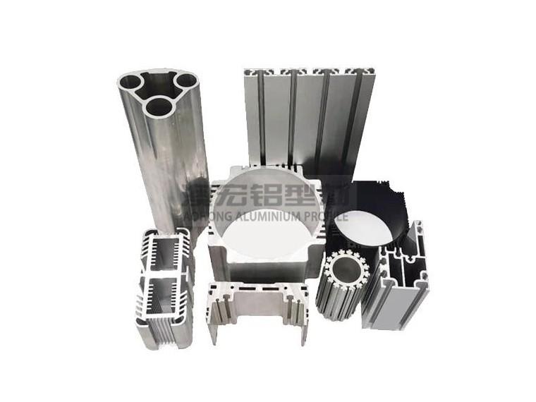 常见工业铝型材异型材定制