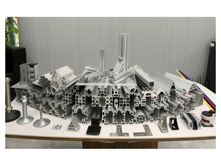 工业铝型材的归类按金属表面处理规定归类?