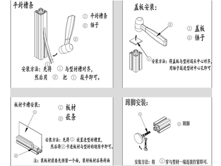 重型工业能定制铝型材框架吗?