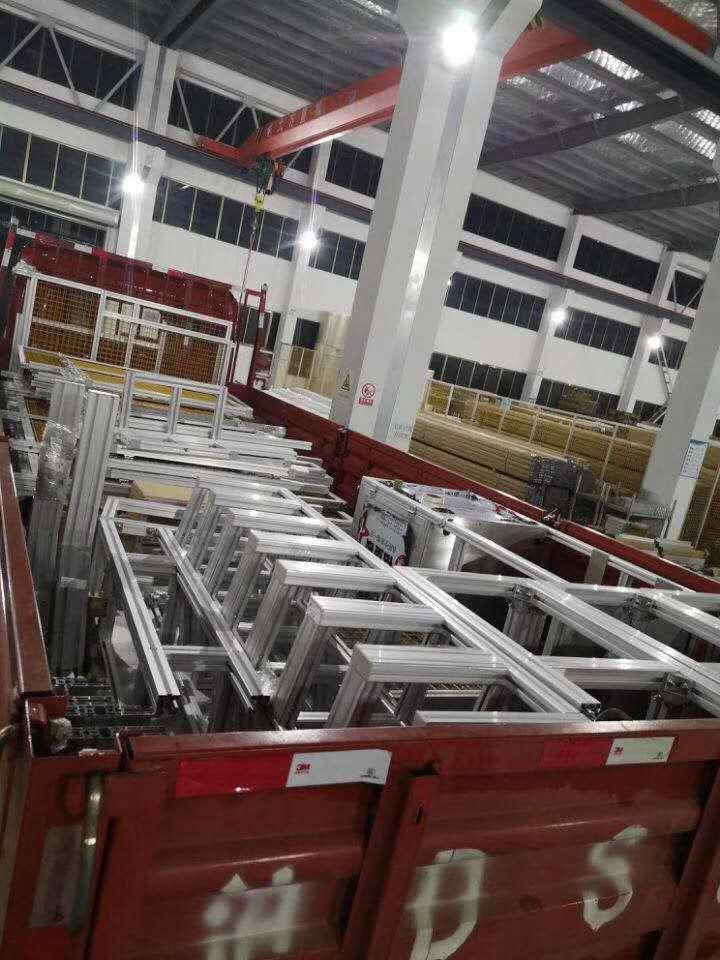 铝型材检测框架