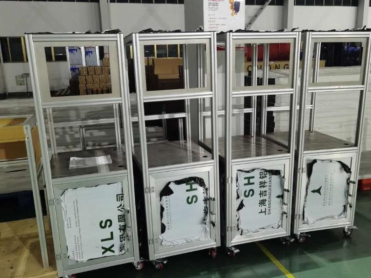 工业铝型材检测框架生产厂家-加工定制工厂澳宏铝业公司