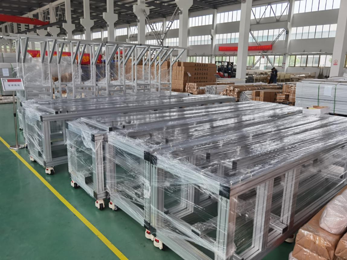 铝型材机架