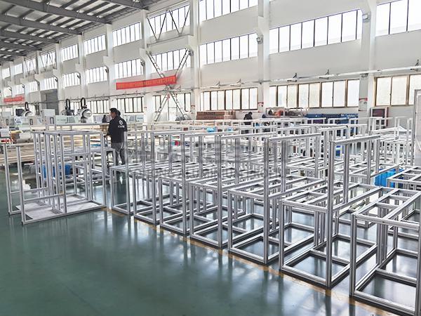 定制铝型材机架