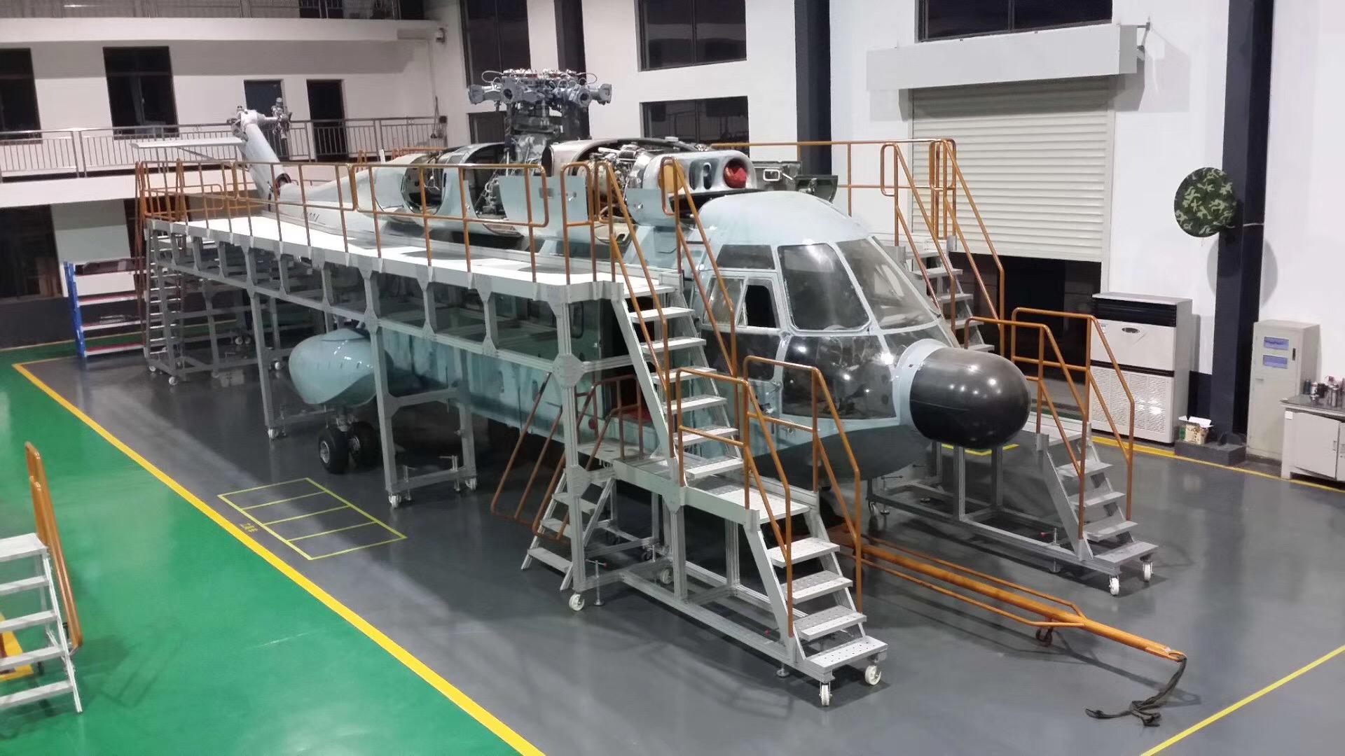 铝型材登台框架厂家