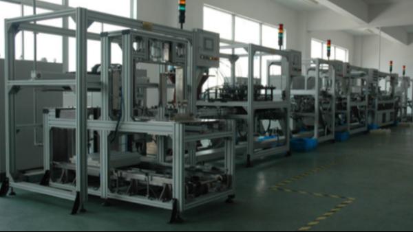 自动化行业中,为什么选用工业铝型材做框架的原因!—澳宏供