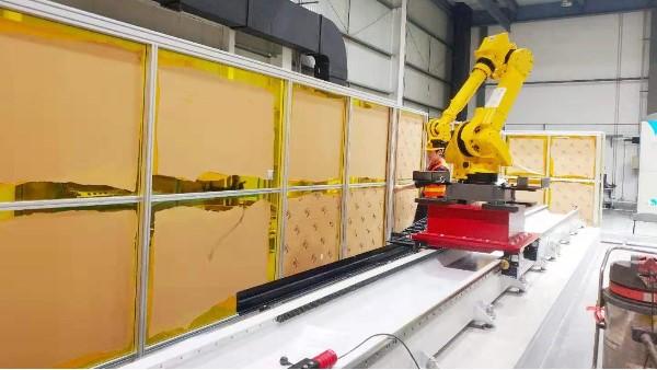 工业铝型材围栏-上海澳宏铝业一站式解决方案厂家-设计-加工-组装