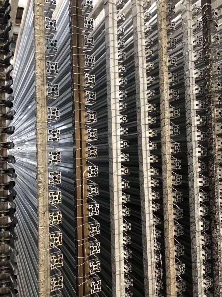 自动化设备工业铝型材