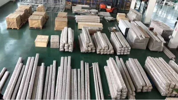 欧标4040铝型材48小时交付出口-澳宏铝业