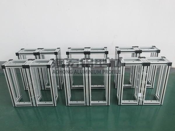 50系列铝合金型材 001 010 50 50B