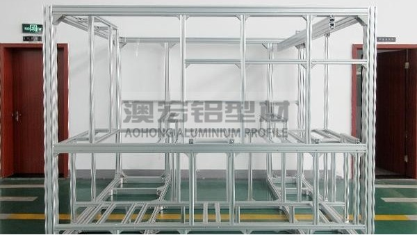 医疗设备机架常用到哪些规格铝型材