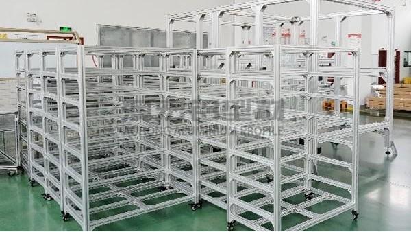 如何定制铝型材机架