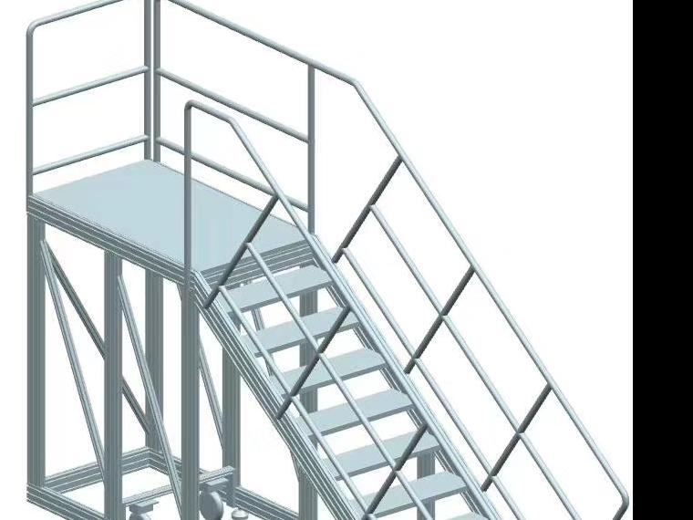 铝型材登高梯报价怎么报