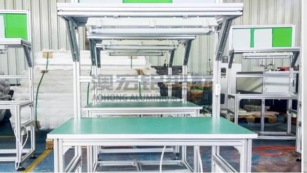 铝型材校验台产品介绍