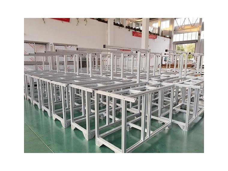 铝型材框架安装前的注意事项