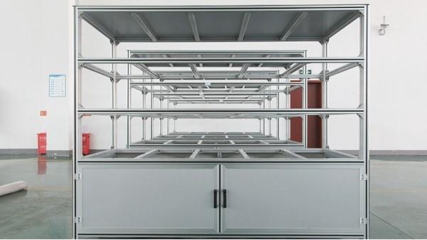 流水线铝型材工作台-铝型材工作台生产厂家-上海澳宏铝业
