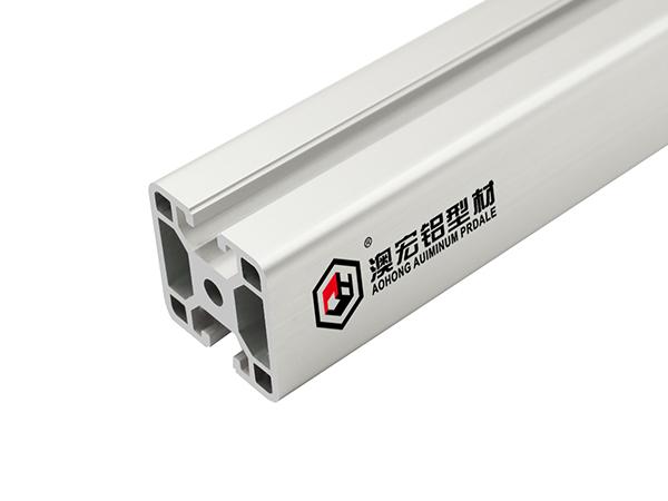 H型封边欧标铝型材4040