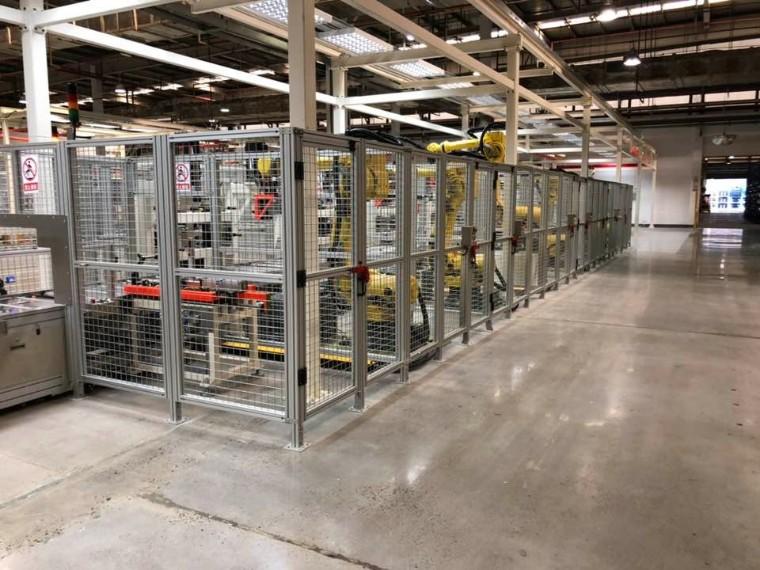 定制铝型材安全围栏需要提供哪些东西?