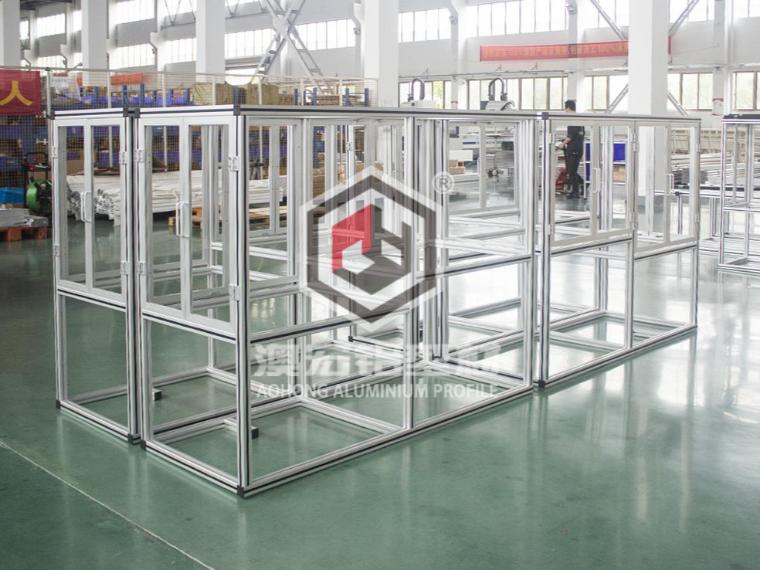 其实,工业铝型材框架并不贵