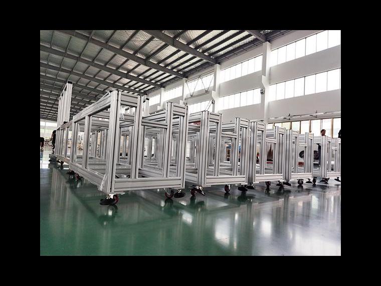 铝型材非标定制一定要找有技术实力的厂家
