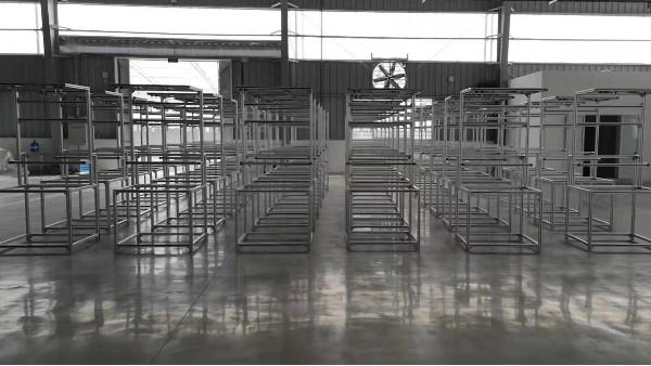 工业铝型材框架设计的要点