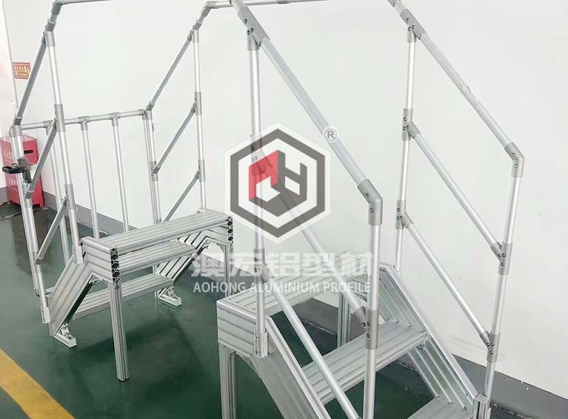 铝型材过桥