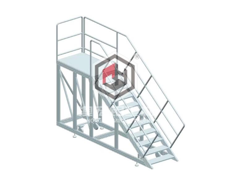 铝型材踏台的工业领域应用与定制